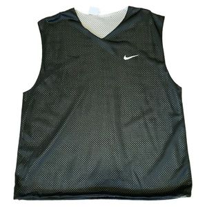 Vintage Nike REVERSIBLE Swoosh Mesh Jersey Tee - L